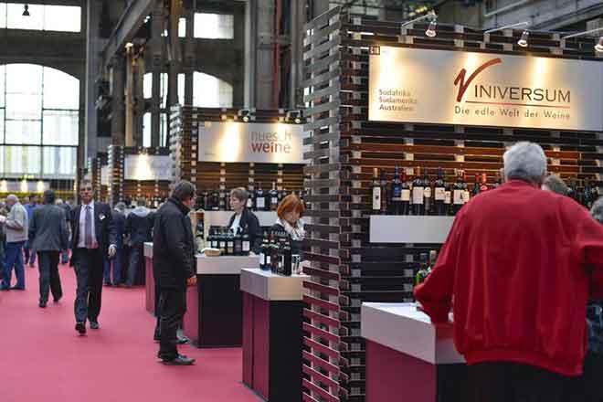 Am Puls der Weinwelt: expovinaPrimavera Zürich 2015