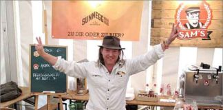 Impression von den Solothurner Biertagen 2014