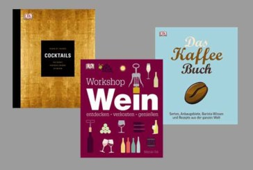 DK Verlag bei Gourmand Awards ausgezeichnet!