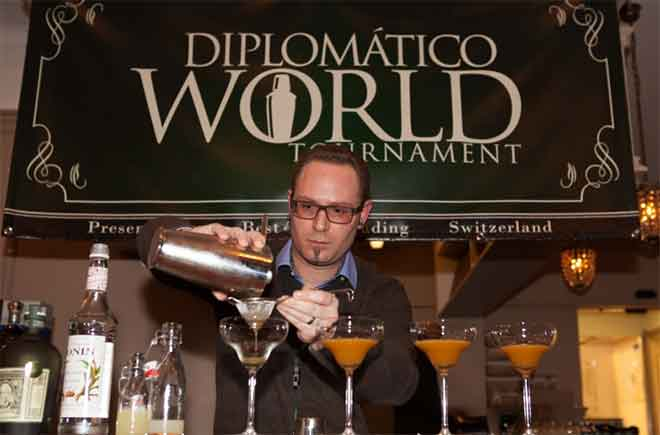 Swiss Final des Diplomatico World Tournament