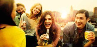 Cider hat eine lange Tradition ist aber vor allem bei Jungen beliebt