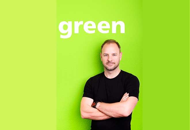 Marco Knauf, Gründer und Geschäftsführer von true fruits