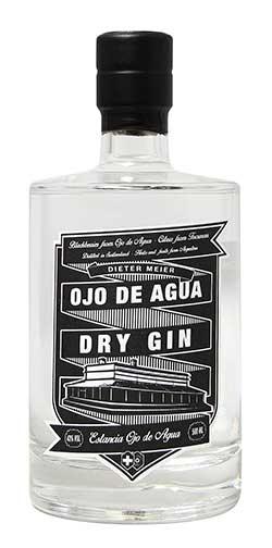 Ojo de Agua Gin von Dieter Meier