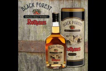 Neue Edition des Black Forest Rothaus Single Malt Whisky