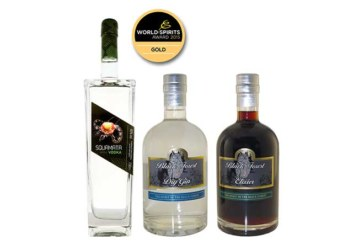 Destillerie Kammer-Kirsch: 3x Gold bei den World Spirits Award 2015