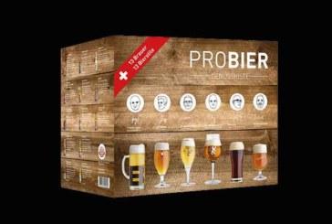 ProBier Genusskiste: 13 Brauer – 13 Bierstile