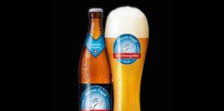 Gold für den Weissen Engel der Brauerei Schützengarten
