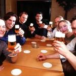 Das Feierabend-Bier steht bei den Deutschen hoch im Kurs