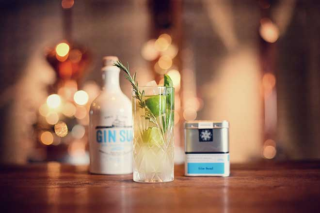 Gin Sul – die neue Kräutertee-Komposition von samova