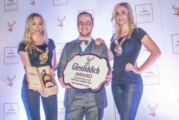 The Curtain Club in Berlin erhält den Glenfiddich Award für Barkultur