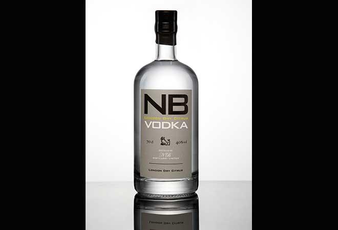 NB Distillery´s bahnbrechende neue Premium Spirituose wird den Vodka Markt umkrempeln