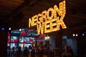 Die internationale Barszene feiert die #NegroniWeek