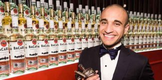 """Le Latin"" von Frank Dedieu gewinnt die BACARDÍ Legacy Global Cocktail Competition 2015"
