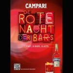 """Campari """"Rote Nacht der Bars"""" 2015: angesagte Drinks - coole Sounds"""