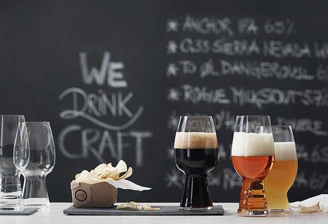 craft beer glasses im funktionellen design berzeugen beim red dot award. Black Bedroom Furniture Sets. Home Design Ideas