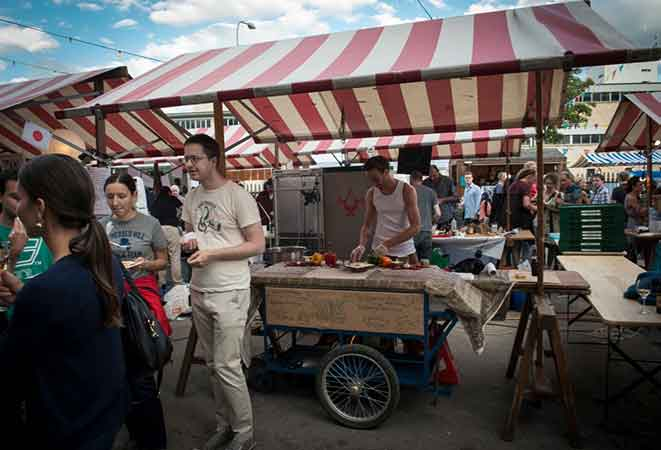 Zürich: STREET FOOD FESTIVAL No.3