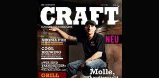 Meiningers Craft: Neue Zeitschrift für hochwertige Bierkultur