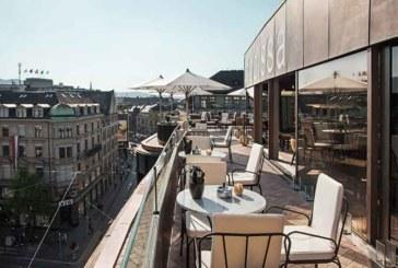 Zürich: Hoch hinaus im • • • Rooftop Restaurant der Modissa