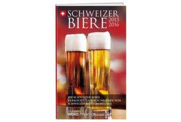 Buchtipp: Schweizer Biere 2015/16