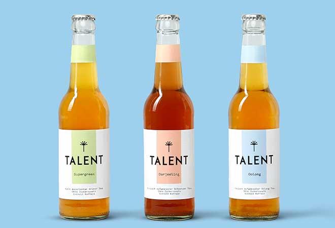 Talent – Der Eistee, der nach Tee schmeckt