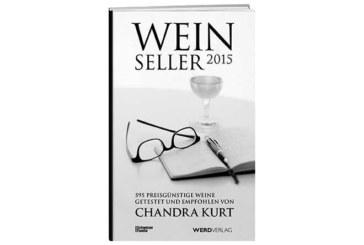 Buchtipp: Weinseller 2015 von Chandra Kurt