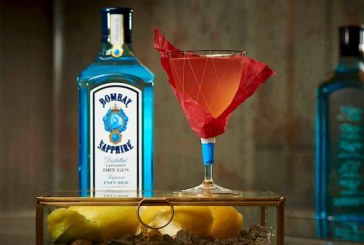 "Sigrid Ehm ist ""Bombay Sapphire World's Most Imaginative Bartender 2015"""