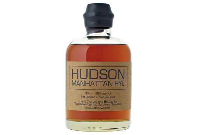 Hudson Whiskey: Der erste in New York hergestellte Whiskey seit der Prohibition
