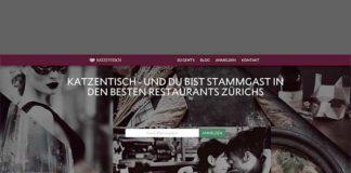 Katzentisch.ch: Innovatives Gastronomiekonzept in Zürich lanciert