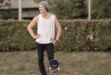 Iouri Podladtchikov startet an der Rivella Pool Hero Tour in Zürich