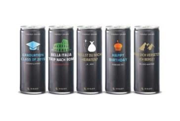 Mit 28 BLACK zum Traualtar: Energy Drink Fans stellen Kreativität unter Beweis