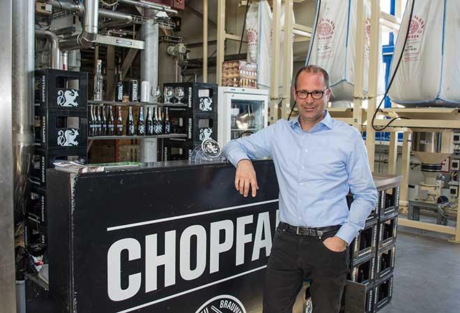 Interview: Philipp Bucher CEO Brauwerkstatt Doppelleu Winterthur