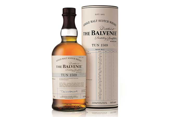 The Balvenie launcht Tun 1509 in zweiter Auflage