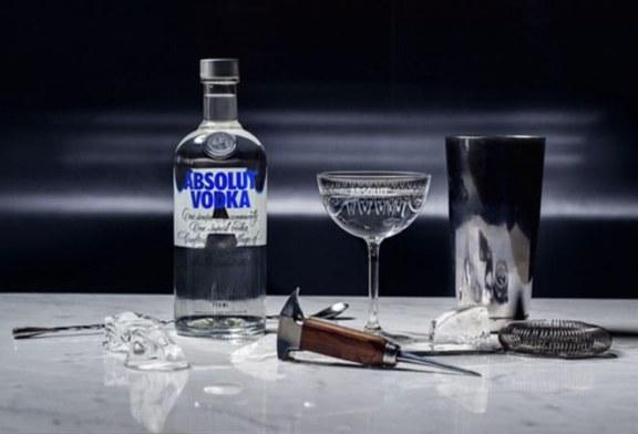 Absolut Vodka perfektioniert sein ikonisches Flaschendesign