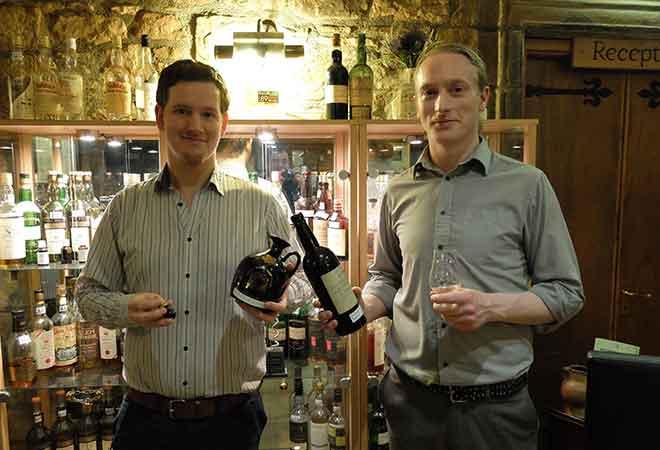 Die Highlands und die beste Whiskybar der Welt