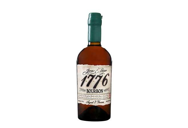 1776 Straight Bourbon Whiskey - 7 Jahre gereift
