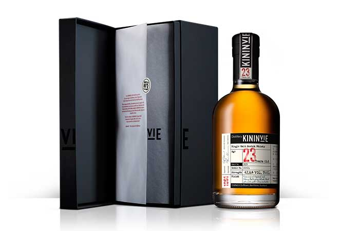 Ein rarer Whisky: Kininvie 23 Year old Batch Number Three