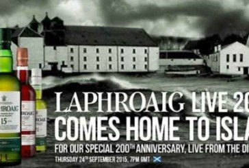 Laphroaig Live 2015 – Virtuelles Tasting am 24. September
