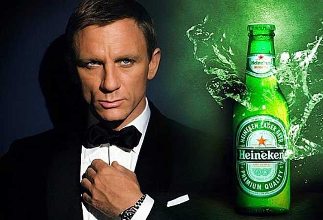 """Heineken® startet ihre """"Spectre""""-Kampagne in 85 Märkten weltweit"""