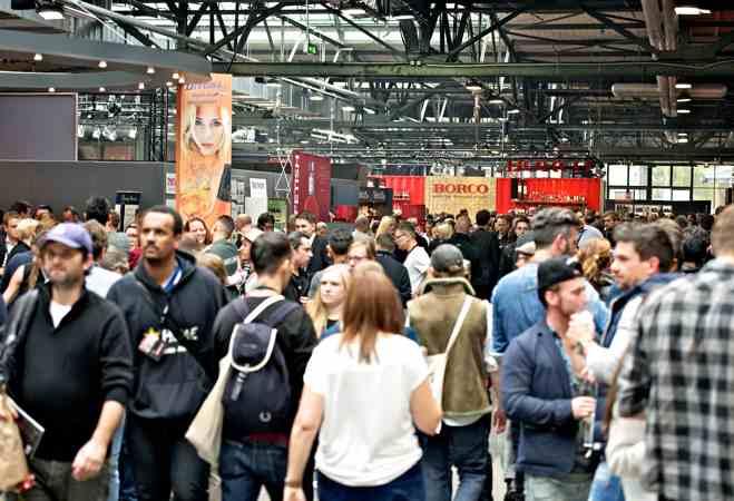 Die ganze Welt der Bars beim Bar Convent Berlin