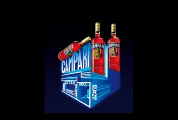 Campari setzt bei limitierter Art Label Edition 2015 auf mutiges Colour-Blocking
