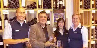 Mövenpick Weinkeller Vaduz präsentiert eigene Gin-Spezialabfüllung