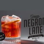 Belsazar Vermouth, Mondino und Gin Sul mit Negroni Lane auf dem BCB