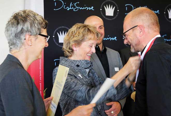 Distisuisse 2015 – Schweizer Spirituosen sind Weltklasse