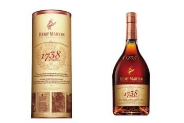 Königliche Ehre: Cognac Rémy Martin 1738 Accord Royal