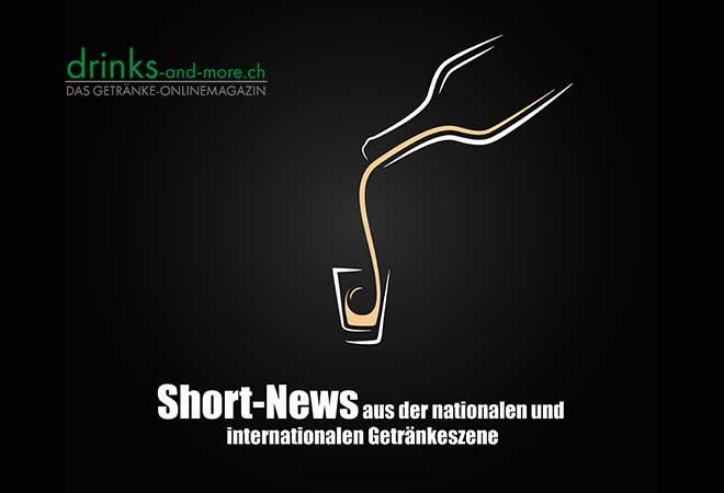 Kurz-News aus der nationalen und internationalen Getränkeszene