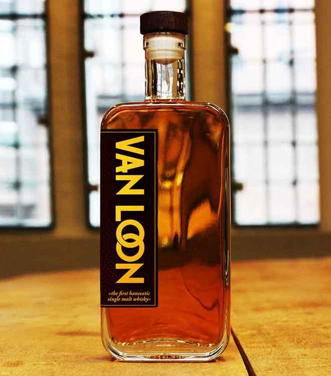 Van Loon: Der erste hanseatische Single Malt Whisky
