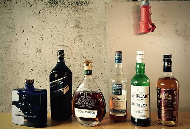 """""""Scotch Whisky"""" - Die Arten, das Vokabular und die Polemik"""