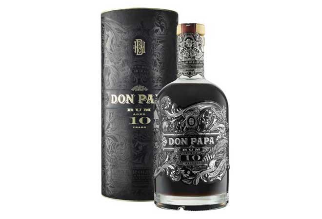 DON PAPA 10 YEARS: Limitierte Edition eines exklusiven Rums
