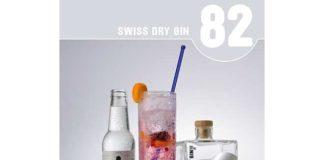 Swiss Dry Gin 82 – Auszeichnung durch DistiSuisse zum besten Schweizer Gin!