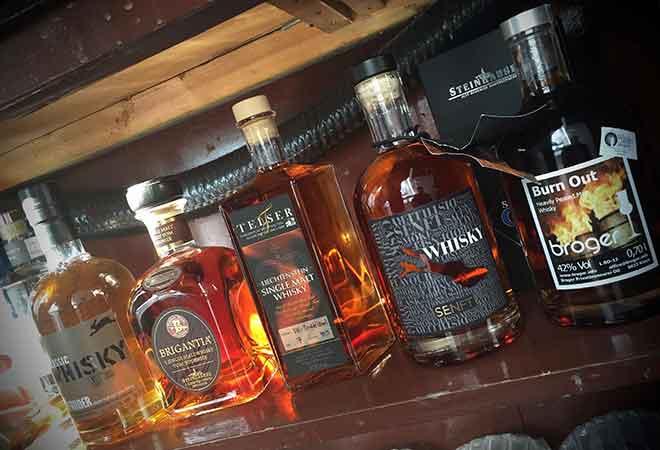 Craft Distilling Expo London 2015 - Erfolg für die Whiskies aus dem Alpenraum